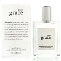Philosophy Pure Grace Eau de Toilette Spray Fragrance 2 oz