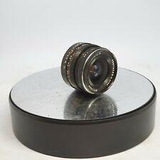 PENTACON G.D.R. 30mm f3.5 Lens - M42 Screw fit 'EXCELLENT'#844