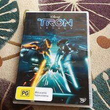 DISNEY TRON LEGACY DVD.
