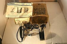 Shure High Impedance Model 575Sc Versadyne Omnidirectional Dynamic Microphone