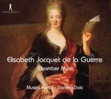 Elisabeth Jacquet de la Guerre: Chamber Music (CD, Jun-2015, Pan Classics)
