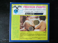 FILM SUPER 8 VINTAGE EROTIC  EAGLE FILMS PRESENTE : FRENCH PARTY - SEXY EROTIQUE