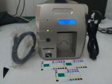 Magicard Rio 2e colour ID Card Printer.+ P.Supply + 2m Rj45 Cb.See Printed Cards