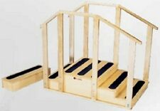 New Armedica Am-680 Non Slip Training Stairs w/ Bus Step