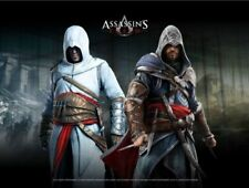 ASSASSINS CREED Wallscroll  Altair and Ezio In Blackroom (GE2013)