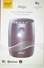 Zolo Mojo by Anker Bluetooth Speaker with Google Assistant Built-in Z6010Z11