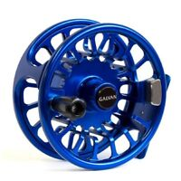 Galvan Torque T-9 Fly Reel - Color Blue - NEW - FREE FLY LINE