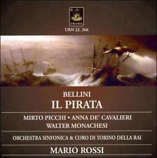 Mirto Picchi, Anna de Cavalieri, Walter : Bellini: Il Pirata CD