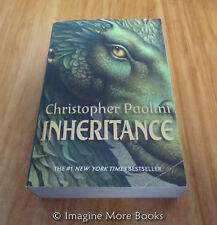 Inheritance by Christopher Paolini ~ Inheritance Cycle: Book 4 ~ Trade Paperback