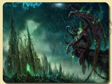 Demon Hunter World of Warcraft mouse pad