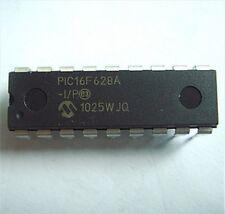 10 PC PIC16F628A-I/P DIP-18 PIC16F628 16F628 Microcontroller