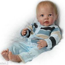 Ashton drake noah interactive-présentoir poupée coos et bouge