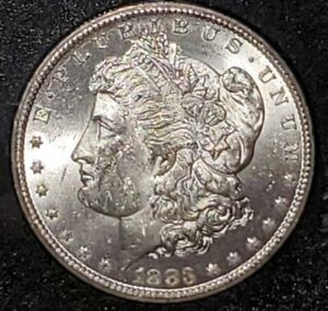 1883 CC ANACS MS 62 GSA Morgan Dollar