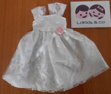 MINI CALINS MINI COROLLINES COROLLE VETEMENT TENUE 20 cm - Robe de mariée 2001