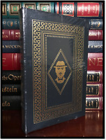 Curtain Poirotu0027s Last Case By Agatha Christie Sealed Easton Press Leather  Bound