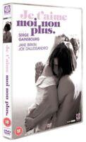 Neuf Je T'Aime Moi Non Plus DVD (OPTD0948)