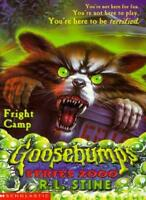 Fright Camp (Goosebumps Series 2000) By R.L. STINE