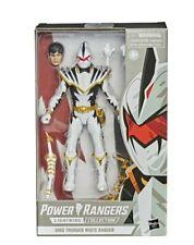 Power Rangers Lightning Collection Dino Thunder White Ranger Action Figure