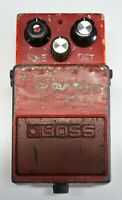 BOSS DS-1 Distortion Guitar Effects Pedal made in Japan #204 DHL Express or EMS