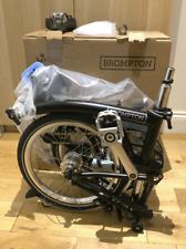 Brompton S6L Black (2021 batch) BNIB
