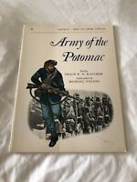 Osprey Men at Arms Series Book # 38 - Army of the Potomac