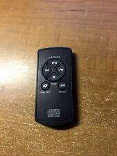 New listing Genuine Compact Disc Digital Audio Remote Control B8 Black Cd Skip Play Pause