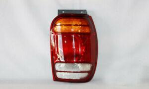 Tail Light Assembly-Regular Right TYC 11-5129-01