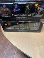 """8 PVC Funko Five Nights At Freddy's Collectible  2"""" Vinyl Figures Full Set"""