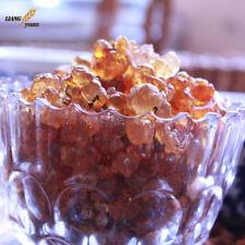 100g-1000g Wild Natural Tao Jiao Peach Resin Gum Jelly  Food Grade Gum Jelly