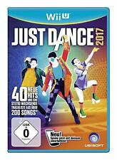 Just Dance 2017 (Nintendo Wii-U Familien-Spiel, USK 0)