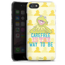 Apple iPhone 7 Handyhülle Case Hülle - Muppets Carefree is the way to be