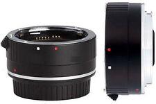 NUOVO Tubo di estensione moltiplicatore di focale, Close-Up Anello Adattatore per Canon sostituire EF25II