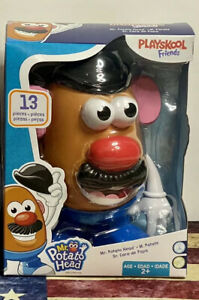 Playskool Friends! Mr. Potato Head Classic Retro Toys NEW!