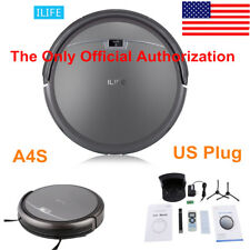 ILIFE A4S Smart Robotic Vacuum Cleaner Auto Sweeper Machine Edge Cleaning Silent