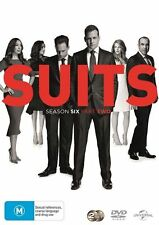 Suits Season 6 - Part 2 : NEW DVD