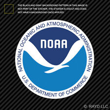 National Oceanic and Atmospheric Administration Logo Sticker Decal Vinyl noaa