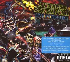 AVENGED SEVENFOLD LIVE IN THE LBC & DIAMONDS IN THE ROUGH DVD & CD SET