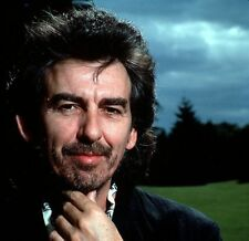 GEORGE HARRISON UNSIGNED PHOTO - 5512 - THE BEATLES