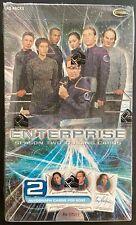 Star Trek Enterprise Season Two 2 - Sealed Trading Card Hobby Box - Rittenhouse