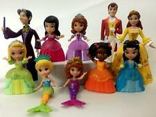 Disney Sofia the First Sofia King Queen Amber Rose Cake Topper 10pcs BIN
