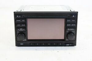 2012-2014 Nissan Juke AM/FM CD Player Radio Display Receiver With Navigation