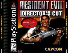Resident Evil: Director's Cut - Sony PlayStation 1