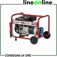 Generatore di corrente 2,5 Kw Pramac EM 2800 - Ricondizionato 1