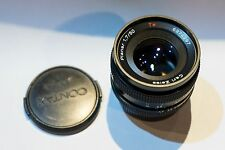 Carl Zeiss Planar T* 50mm F/1.7 Contax mount