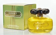Sarah Jessica Parker Covet 100ml Eau de Perfume Fragrance BRAND NEW & SEALED