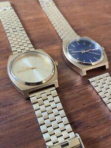 Nixon Gold Watches Watch
