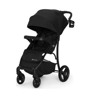 Kinderkraft Stroller Cruiser Pushchair - BLACK