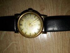 Habmann Damen Armbanduhr 585 Gold 14K 1960er Jahre