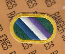 US Army 422nd Civil Affairs Bn USACAPOC Airborne para oval patch c/e