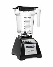 Blendtec Total Blender Classic with FourSide Jar Black